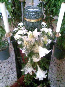 Blumen Bumenschmuck Dekorationen